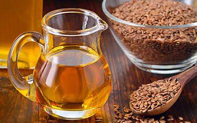 Aceite Omega 3 de Linaza en Polvo