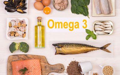 Omega 3 Polvo